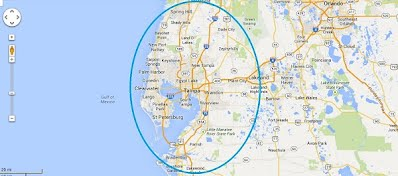 tampa dumpster rental services areas