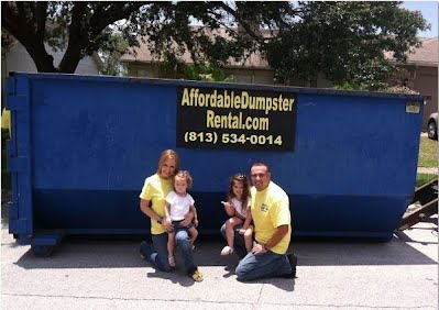 roll off dumpsters for rent tampa fl