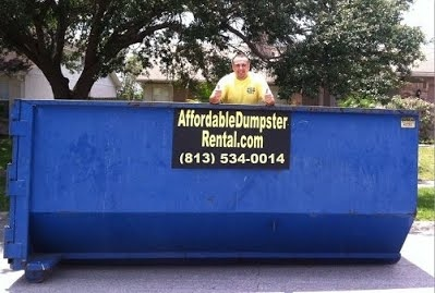 dumpsters for rent in tampa