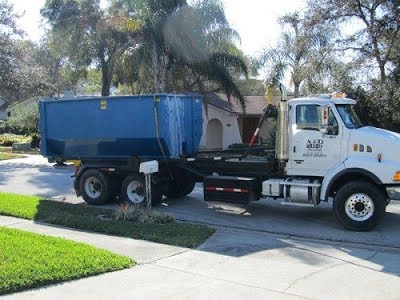 dumpster rental in tampa